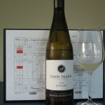 Rational Wine Review #6 – Foxes Island Riesling 2009