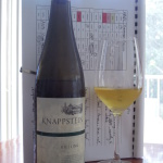 Review #30 – Knappstein Hand-Picked Riesling 2002