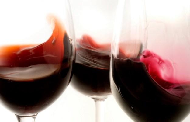 Wine Various Colours