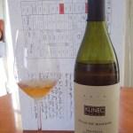 Review #36 – Klinec Medana Malvasija 2010