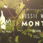 Aussie Wine Month 2015