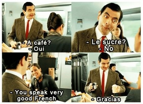 Mr Bean French