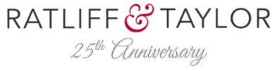 Ratliff & Taylor Debuted a new logo and updated their branding to reflect the traditions of the past and a look forward to the future.