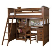 Bunk Bed with Desk Cheap | Bed & Headboards