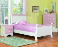 Pretty White Bed Sets Kids Twin Beds Triple Bunk Beds For ...