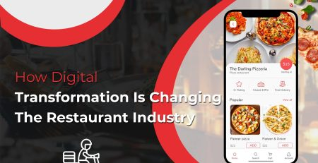How Digital Transformation Is Changing The Restaurant Industry