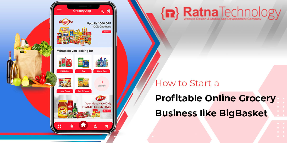 Profitable Online Grocery Business