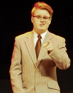 Real estate magnate Danny Maguire (Mitch Clark)