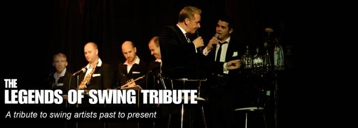 Legends of Swing Tribute