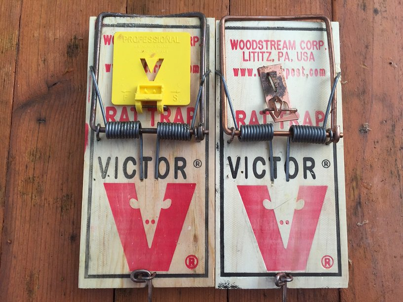 Victor Rat Traps