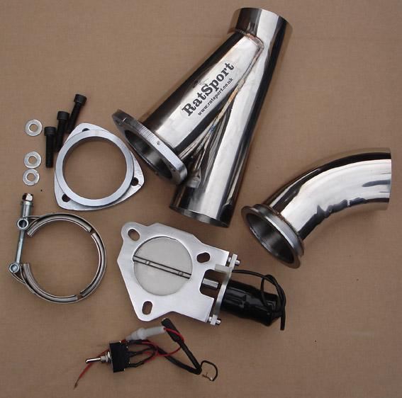 exhaust cut out valves shop