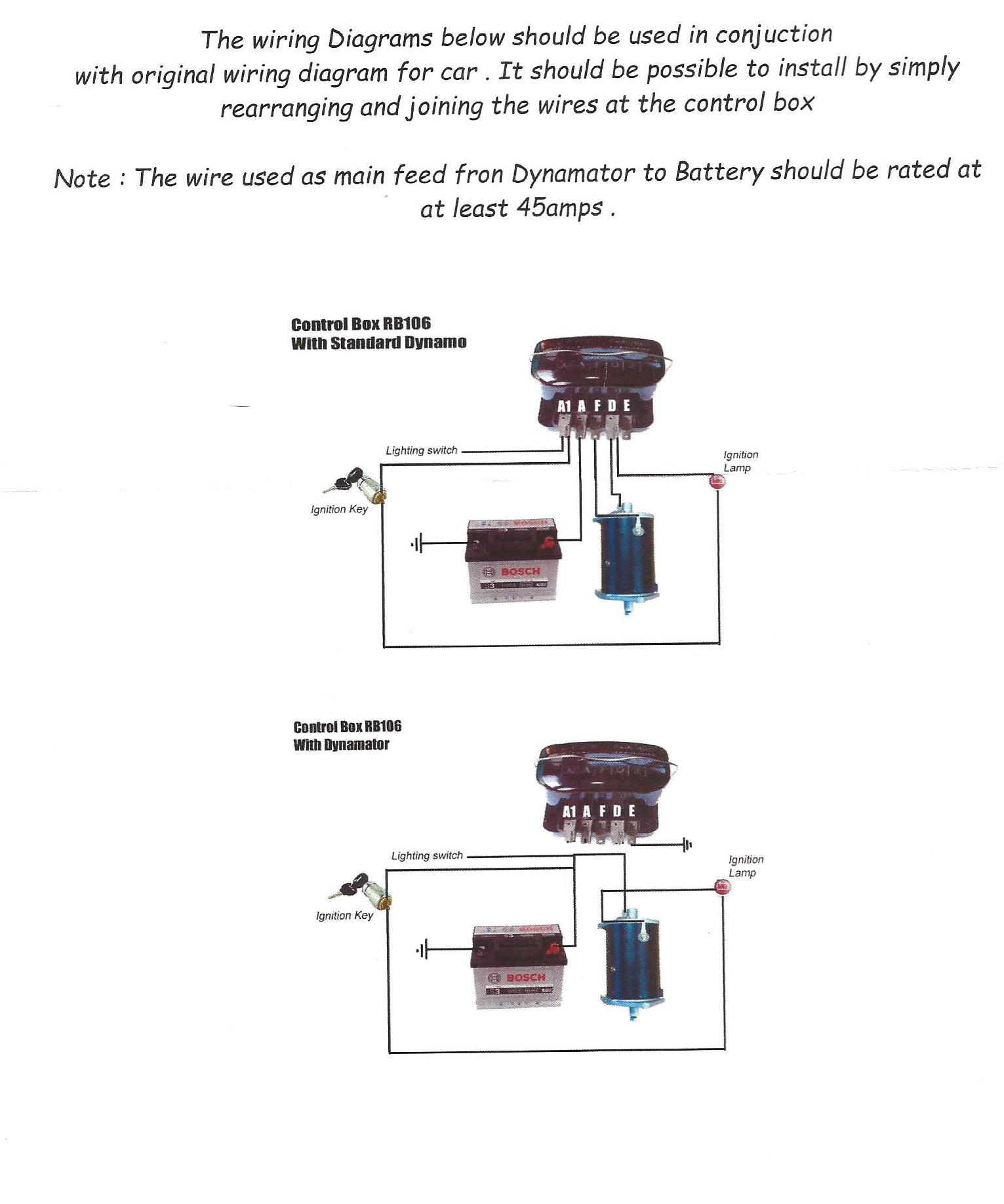 hight resolution of  dynamo alternator