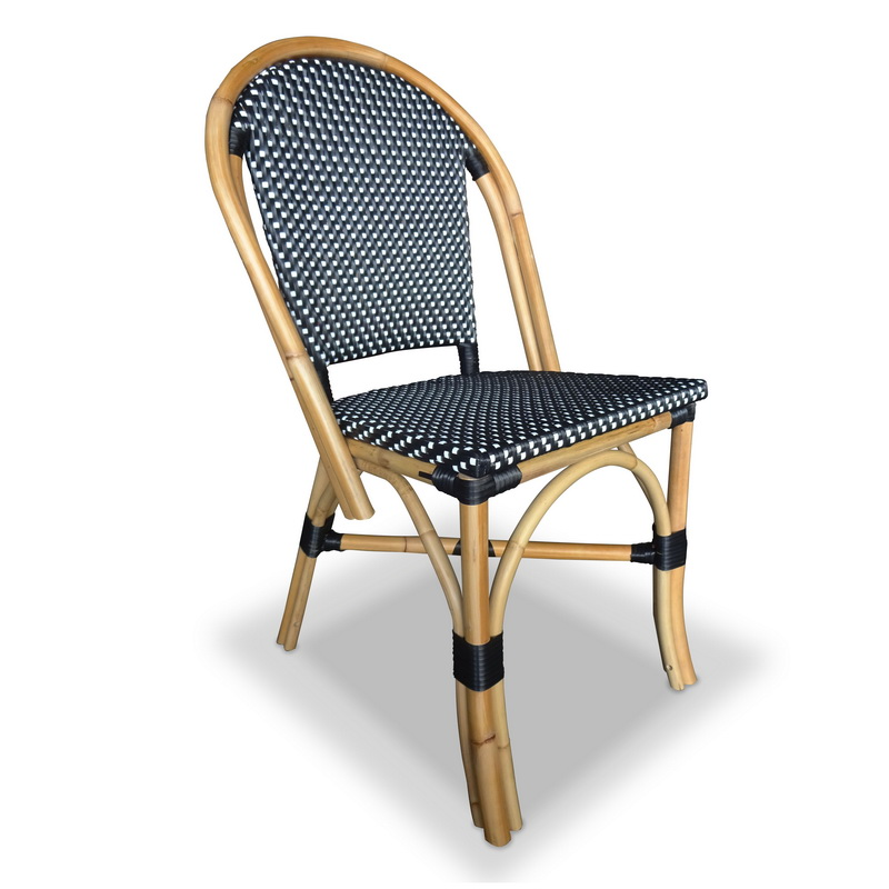 Rattan French Bistro Chairs Best Supplier And Exporter