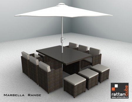 corner sofas for conservatories futon sofa bed dimensions marbella range 12 seater outdoor use