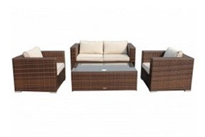 rattan garden dining chairs uk ergonomic chair what is furniture sets patio credit available sofas