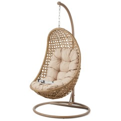 Hanging Chair Range Customized Directors Covers Maze Rattan Malibu Hnaging Furniture Fairy