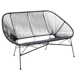 Jysk Patio Chair Covers Ergonomic Wirecutter Garden Furniture Retro Rattan Lounge Conservatory Bench