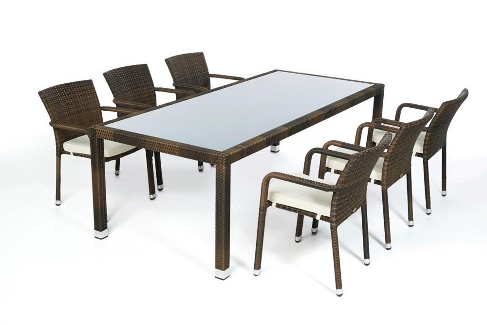 Gartentische  Gartensthle  Gartenmbel  Gartentisch Set  Garten Sitzgruppe  Salta Tisch