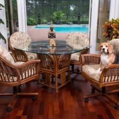 Wholesale Chair Cushions Posture Problems Bridgeport Tilt Swivel Caster - Sienna Finish Alexander & Sheridan | Casual Furniture ...
