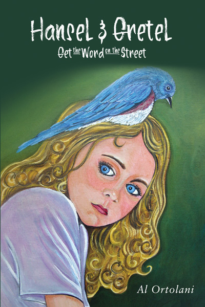 Hansel and Gretel Get the Word on the Street by Al Ortolani