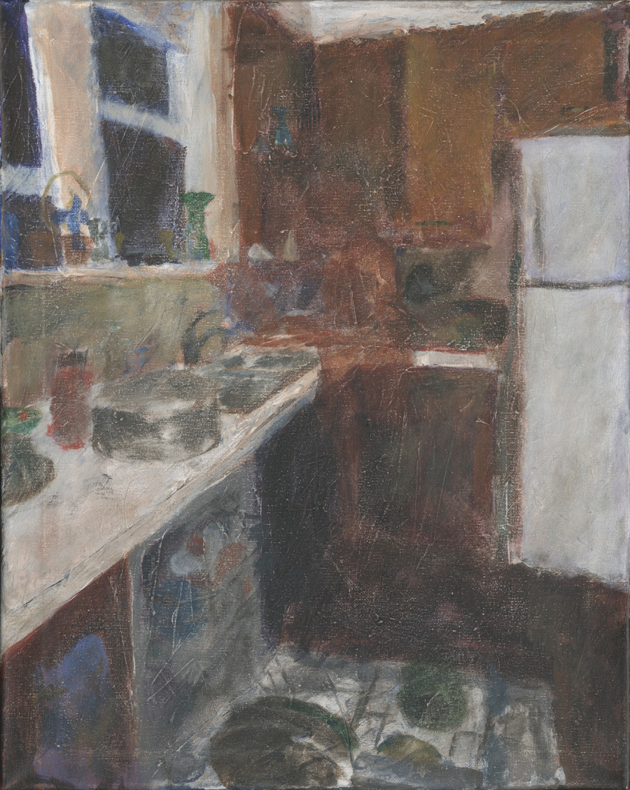Portrait of a Kitchen by Samantha Gee