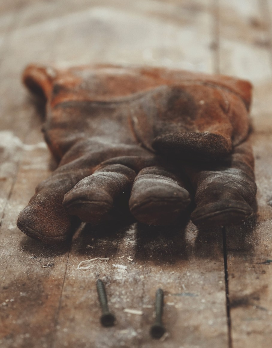 Work Gloves by Justin Hamm