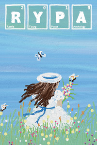 cover of 2019 RYPA, girl in field