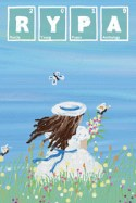 RYPA 2018 cover, painting of girl in field