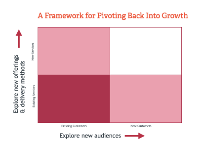 Pivoting Back into Growth Frameword