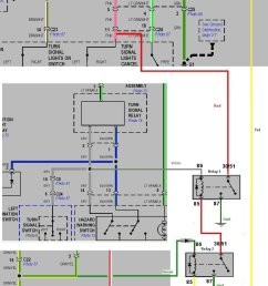 turn signal madness for the gl1800 6 pin trailer wiring diagram 2002 gl1800 wiring diagram [ 994 x 1800 Pixel ]
