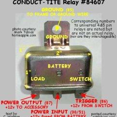 12v 5 Pin Relay Wiring Diagram 240 Volt Pump Basics 101