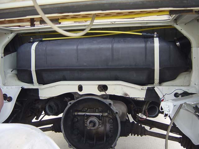 Car Fuel Gauge Wiring Diagram Diy Fuel Tank Restoration