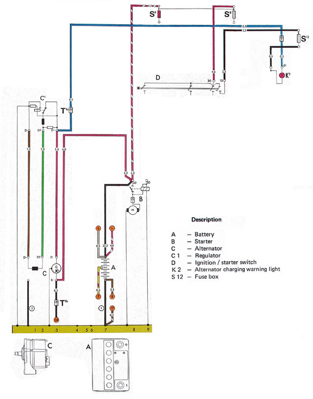 3 prong plug wiring diagram nutone ceiling fan light model 763rln 73 beetle starter charging system tests73 12