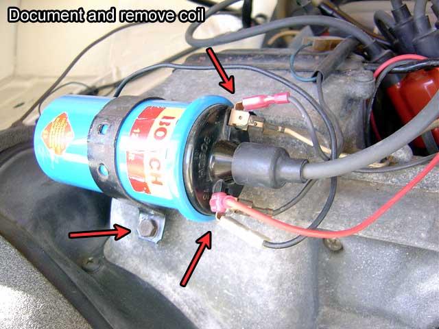 Volkswagen Coil Wiring