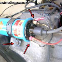Ignition Coil Condenser Wiring Diagram 2004 Ford F150 Headlight 72-79 Bus Engine Removal In 20 Easy Steps