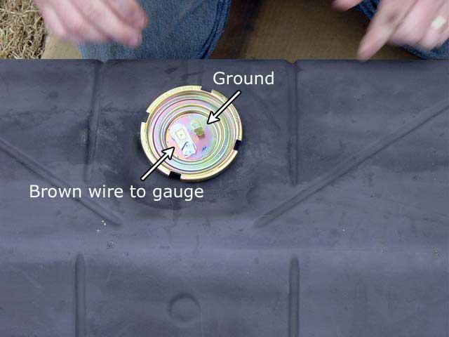 Vw Beetle Speedometer Wiring Diagram Diy Fuel Tank Restoration