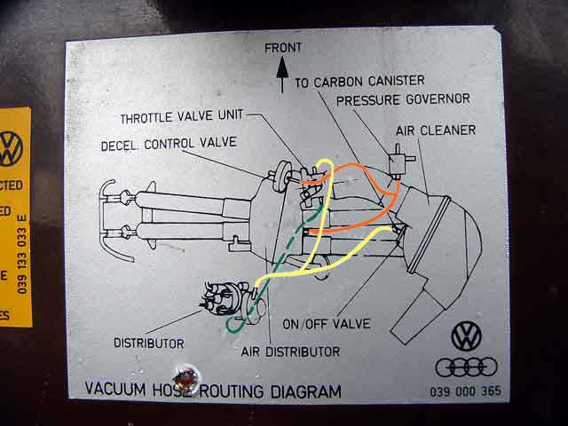 1977 Vw Bus Wiring Diagram