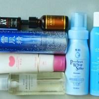 Photo Diary: Skin & Hair Care
