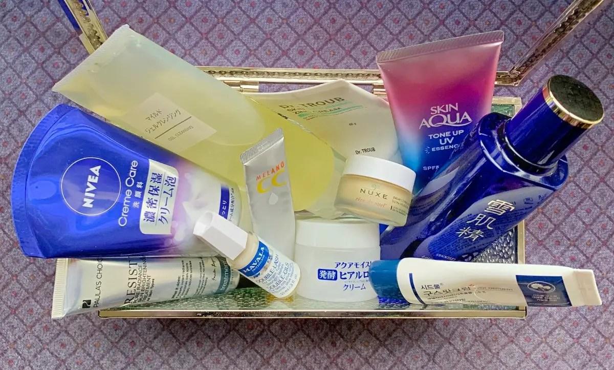 Skincare Snapshot, December 2018