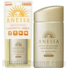 Shiseido ANESSA Perfect UV Sunscreen Aqua Booster Mild