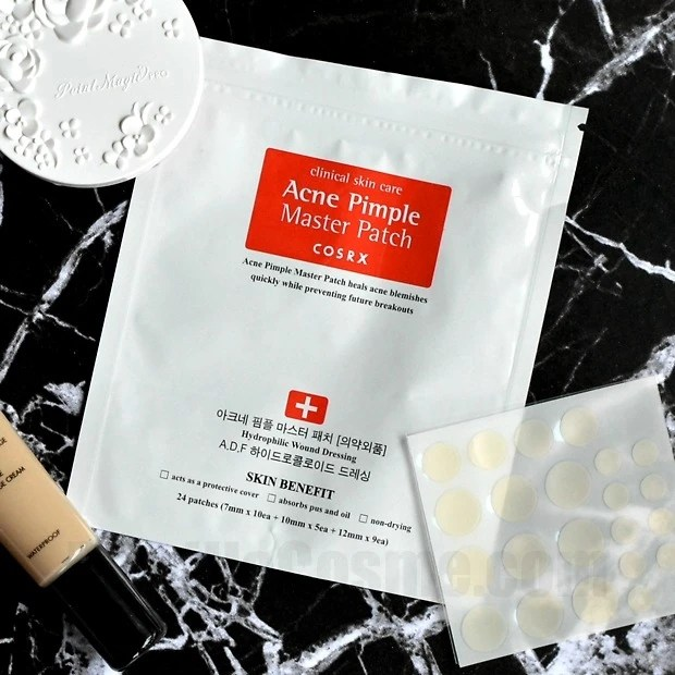 Best Pick: COSRX Acne Pimple Master Patch