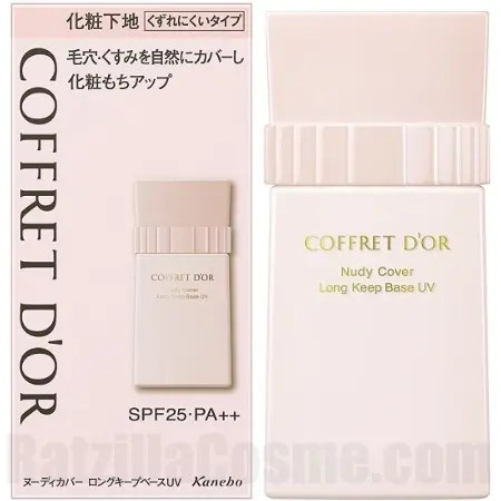 COFFRET D'OR Nudy Cover Long Keep Base UV