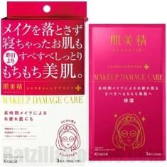 Hadabisei Beauty Makeup Damage Care Mask (Moisture)