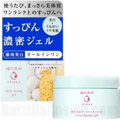 JUNPAKU SENKA White Beauty Gel