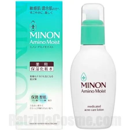 MINON Amino Moist Medicated Acne Care Lotion