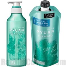 Merit PYUAN Natural & Slow Shampoo