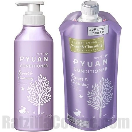 Merit PYUAN Sweet & Charming Conditioner