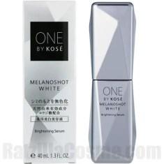 ONE BY KOSE Melanoshot White Brightening Serum