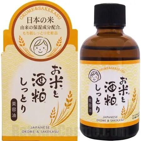 Okome & Sakekasu Moisture Beauty Oil