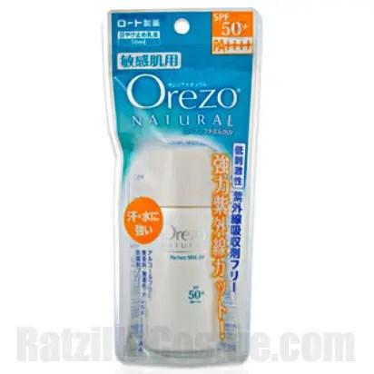 Orezo Natural Perfect Milk UV